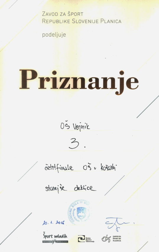 2016-01-priznanje-ekipi-deklic-kosarka